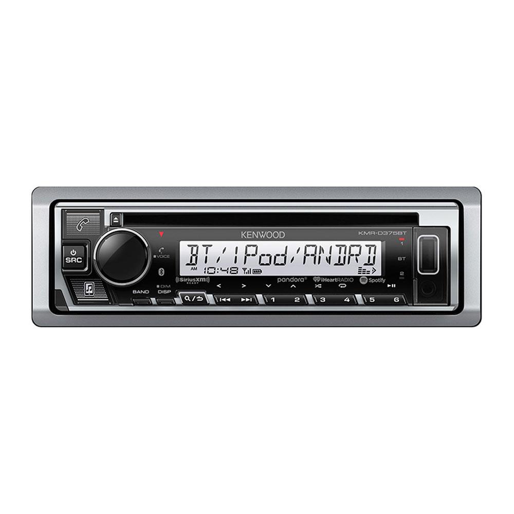 Kenwood Marine CD Receiver with Bluetooth USB & Spotify Ready