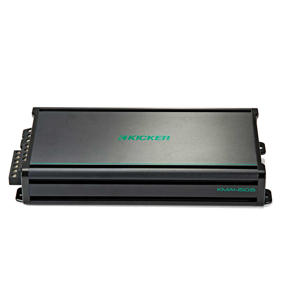 Kicker KMA450.6 450 Watt 6 Channel Marine Amplifier