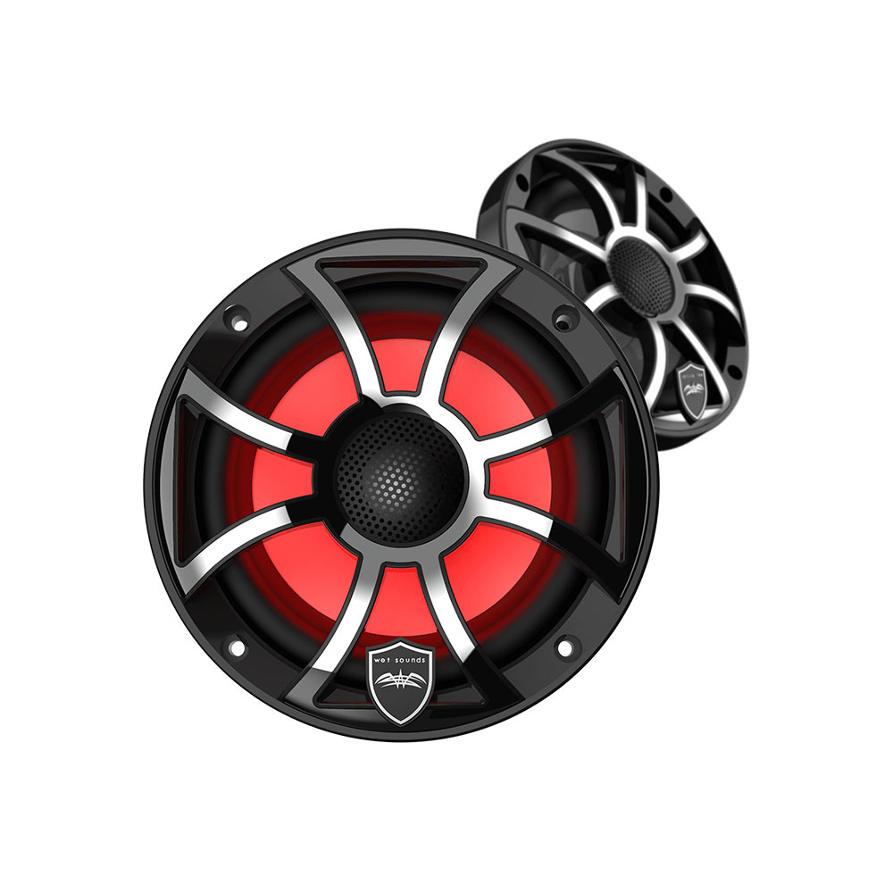 Wet Sounds REVO 6 XS-B-SS 6.5