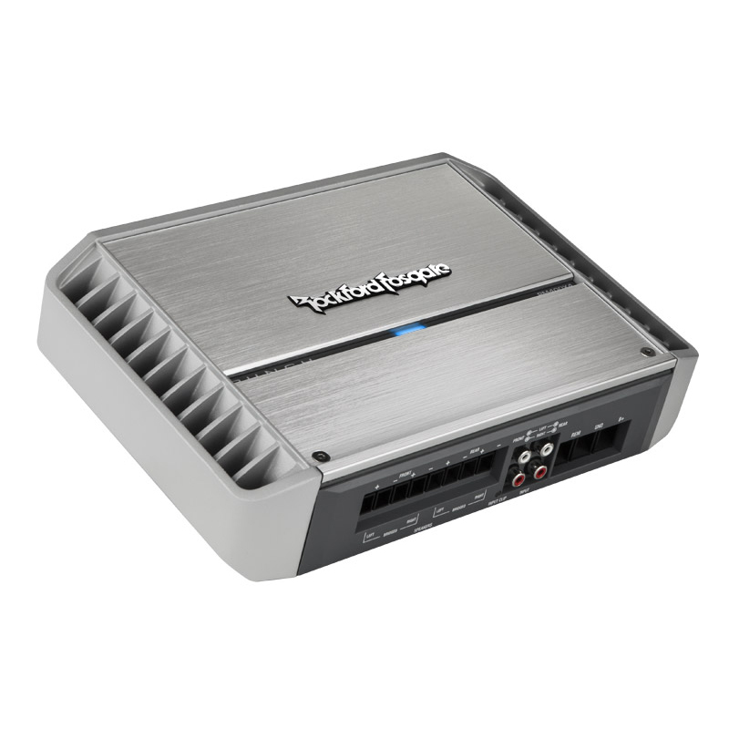 Rockford Fosgate PM400X4 Punch Series 400 Watt 4 Channel Marine Amplifier